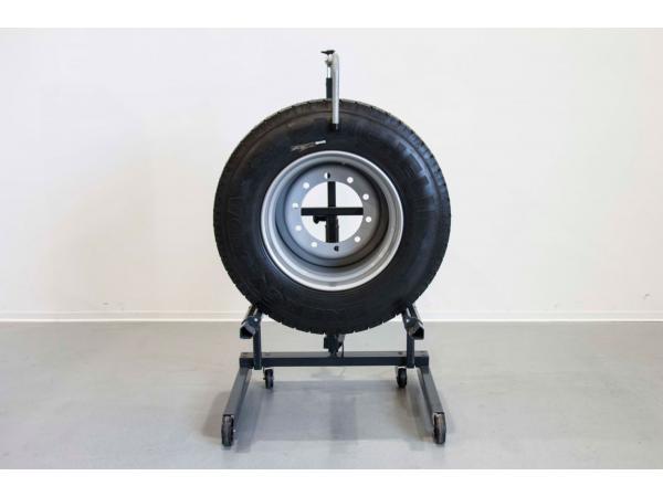 Dépose roues